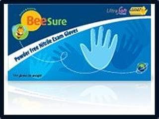 EcoBee Powder-Free Nitrile Exam Gloves X-S Case