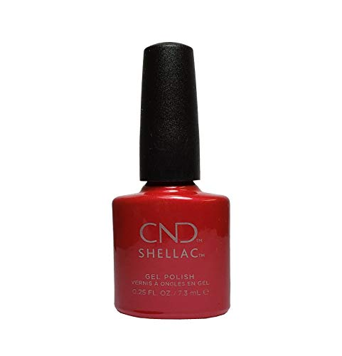 CND Creative Nail Designs - New Cnd Shellac Uv Nail Power Polish Hot Chilis 7.3Ml by CND Cosmetics