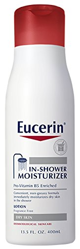 Eucerin In-Shower Body Lotion, 13.5 Ounce