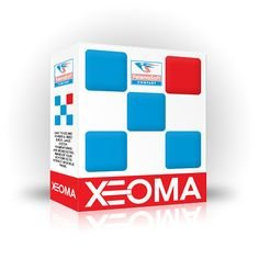 Xeoma Video Surveillance Software, Standard Edition for 512 cameras - CCTV camera software, support...