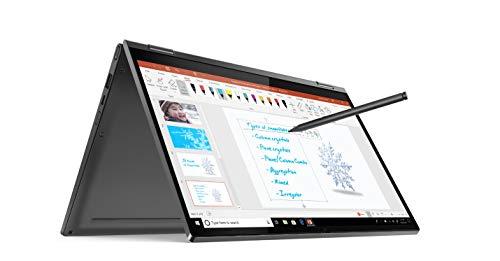 Lenovo Yoga C640 Notebook Convertibile, Display 13,3