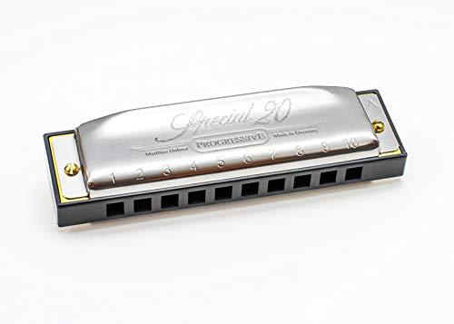 Hohner M560116X Special - Armonica a bocca 20 Bb