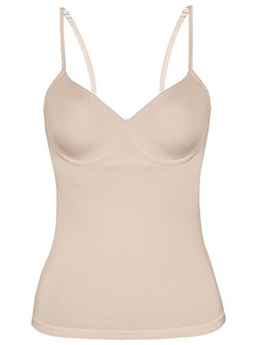 Sassa BH-Shirt CLASSIC MICRO 35060, 90, B, skin