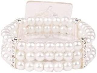Corsage Bracelet - Duchess Flower - Sugar
