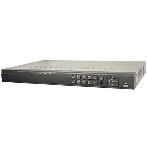 TSL lts ltn8708-p8Plug & Play con 8independiente grabador de vídeo de red PoE * * NO disco duro * *