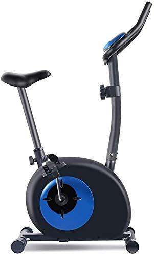 LJYY Ellipsentrainer, 8-Gang-Widerstandsanpassung Cardio Workout Home Gym Air Walker, Fitnessgeräte + LCD-Display RunningMachine1121