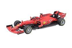 ブラーゴ 1/43 フェラーリ F1 SF90 シャルル ルクレール Bburago 1/43 2019 FERRARI FORMULA 1 F1 SF90#16 Leclerc レース スポーツカー ダイキャストカー Diecast Model ミニカー