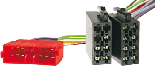 Adaptateur ISO Autoradio AI23 compatible avec Citroen Peugeot