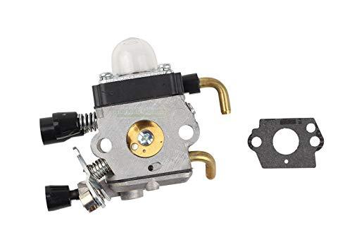 perfektGarten Carburador para Stihl FS75 FS76 FS80 FS85 Alta cuadrícula HT70 HT75 Desbrozadora + Junta