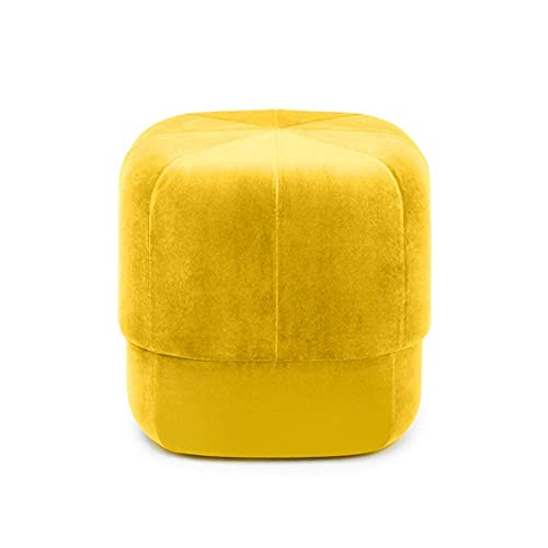 żółte krzesło ikea