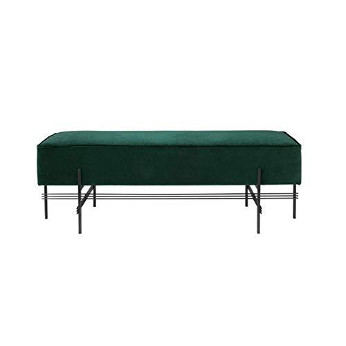 KDJB & DM gestoffeerde sofa kruk, ottomane, ottomane, bed, kruk, bank, lounge stoel, bank HENGXIAO (kleur: 80 cm)