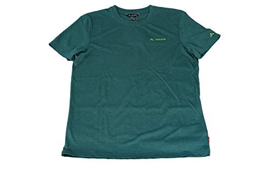 Vaude SE Me Toroni T-shirt Bleu pétrole Taille M