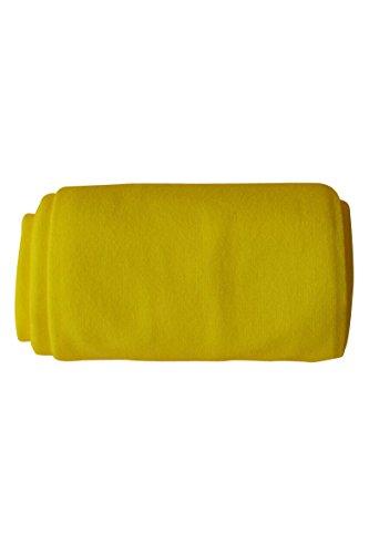 Pantys - TOOGOO(R)Medias de nina bebe Pantys de mezcla de algodon de estiramiento Amarillo S