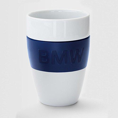 Original BMW Tasse Becher dunkelblau