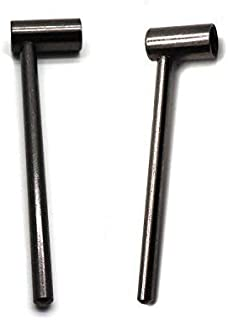 Timiy Black Meatal Truss Rod Box Wrench Spanner Repair Tool for Taylor Guitar Steel