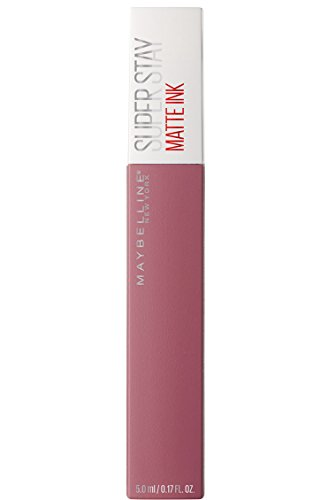 Maybelline New York Superstay Matte Ink Rossetto Matte Liquido Tinta Labbra a Lunga...