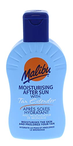 Malibu Soothing Moisturising After-Sun Lotion with Tan Extender, 200ml,...