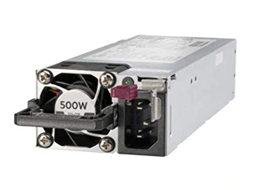 HPE Flex Slot Platinum-Netzteilkit mit 500 W, Hot-Plug-fähig, halogenarm