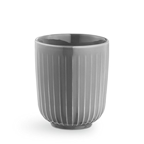 Kähler - Hammershøi - Tasse/Becher/Kaffeetasse - Marble/marmor - 30 cl
