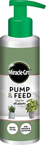 Miracle-Gro 119897 Pump & Feed' All Purpose Plant Food, 200 ml, Cl