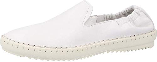 camel active Damen Ethnic 70 Slipper, Weiß (White), 41 EU