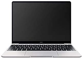 HUAWEI MateBook 13-Inch Laptop with 2K FullView Screen-Intel Core i5,8GB RAM,256GB SSD,Intel HD Graphics 620,Windows 10 Home,Dolby Atom Sound System Speakers,Fast Charging,Silver-Australian Version