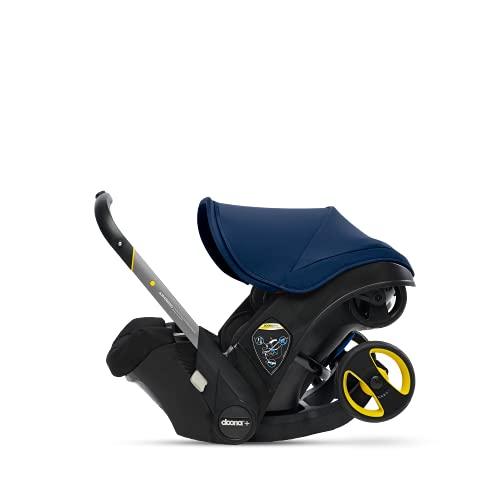 Doona Infant Car Seat & Latch Base – Car Seat to Stroller – Royal Blue –...