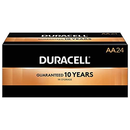 Top 10 Best  aa alkaline batteries  Our Top Picks