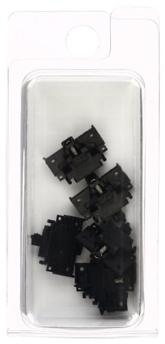 TOMIX Nゲージ 密連形 TNカプラー 6個 SP 黒 0336 鉄道模型用品