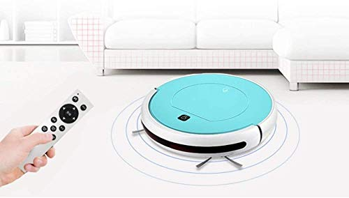 Fantastic Deal! Wlnnes 45db Quiet Tangle-Free, Slim Design, Good for .Floor Low Pile Carpet Automati...