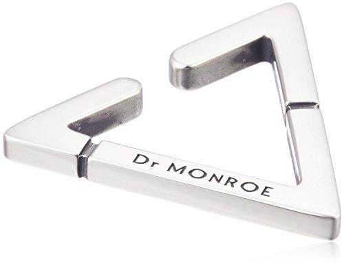 [ドクターモンロー]DrMONROEトライアングルイヤーカフLシルバー925EC-09-SV