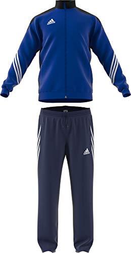 adidas Sere14 Pes Chándal, Hombre, Azul/ Azul Marino (Top:Cobalt/New Navy/White Bottom:Dark Blue/White), XS