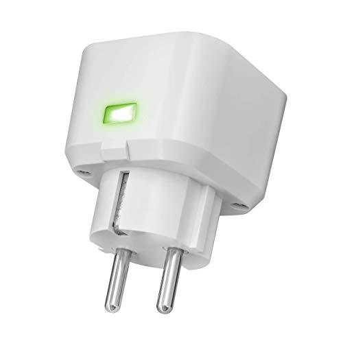 Trust Smart Home 433 Mhz ACC-250-LD Kompakter Steckdosen-Dimmer