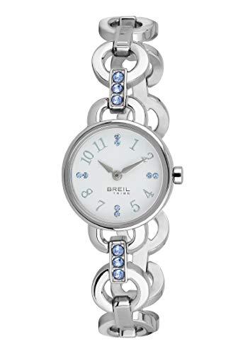 Orologio BREIL per donna AGATA con bracciale in acciaio, movimento SOLO TEMPO - 2H QUARZO