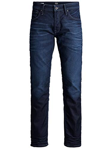 JACK & JONES Male Comfort Fit Jeans Mike ORG JOS 097 3832Blue Denim