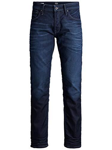 JACK & JONES Herren Comfort Fit Jeans Mike ORG JOS 097 LID 3432Blue Denim