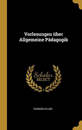 GER-VORLESUNGEN UBER ALLGEMEIN