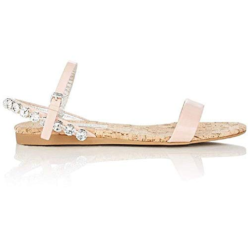 Stella McCartney Jodie Sandals (40) Pink