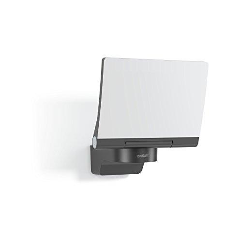 Steinel XLED Home 2 XL Slave grafiets, vernetbare schijnwerper, 20 W, LED-wandlamp buiten, binnenplaats en toerit