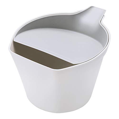 Yuzhijie Haushalt | Küche | Desktop | Mehrzweck-Mülleimer | Kunststoff