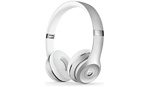 Beats Solo3 Wireless On-Ear-Headphones - Rose Gold (Silver)