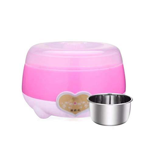 JYDQB Habilidad DE Yogurt 1L Máquina automática de Yogurt HOODO DIY Herramientas DE Yogurt Herramientas DE Cocina DE Cocina Apoyo DE Acero Inoxidable/PP Intern (Color : A)