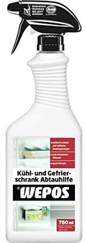 Wepos–Kühlschrank–Gefrierschrank Abtauhilfe neuen Versiegelung
