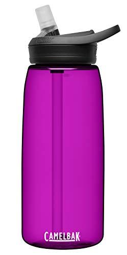 CamelBak eddy+ BPA Free Water Bottle, 32 oz, Deep Magenta