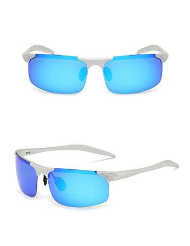 thematys Gafas de sol para hombre y mujer polarizadas - Gafas de sol deportivas UV400 perfectas para ciclismo, motocicleta, pesca, carrera y deportes en general (Style 5)