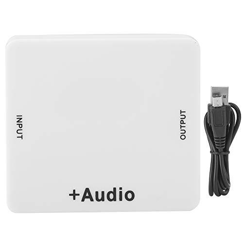 Decodificador Divisor De Audio Hdmi A Hdmi Multifuncional Convertidor De Antena Digital Equipo De Audio Antena Extensor De Señal De TV