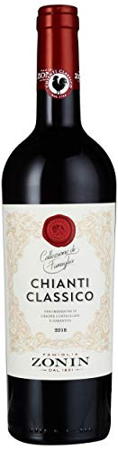 Zonin Chianti Classico Sangiovese DOCG Trocken (1 x 0.75l)
