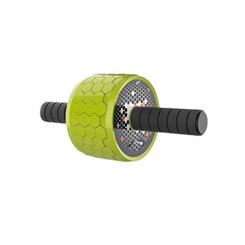 YDHWT Bauchmuskeln Rad - Sport Abdominis Laufrad Bauchmuskeln Roller Bauchmuskeltraining Yoga Fitness Studio