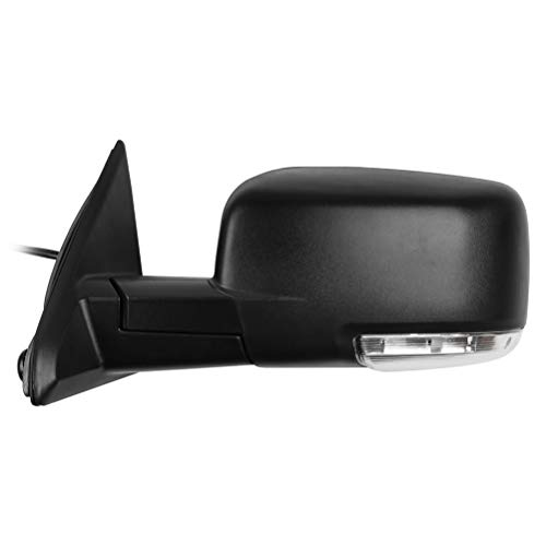 Aintier Side View Mirror Compatible with 2011-2013 Ram 1500 with Manual Folding -