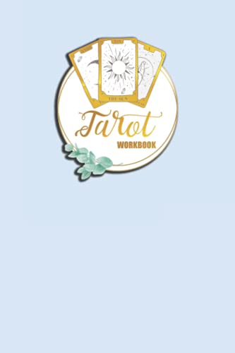 Tarot Workbook: Personalized Card Meanings Notebook   6x9'